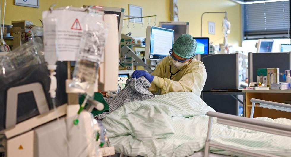 Alemania supera los 40.000 muertos por coronavirus, pero Merkel advierte que lo peor está por venir