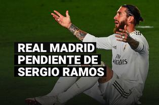 Sergio Ramos llegaría al debut en Champions League y al clásico contra Barcelona