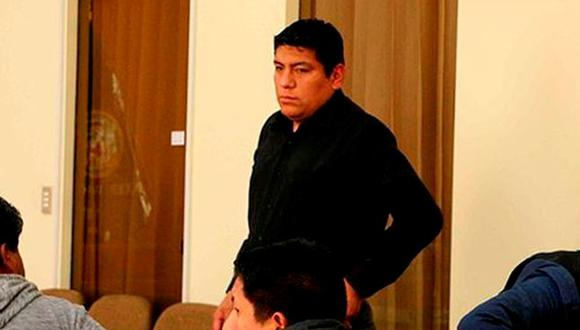 El expolicía Rubén Adelmo Méndez Zuloaga. (Foto: cortesía)