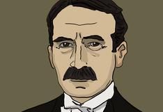 1921: Señor Leguía - Señora Grau