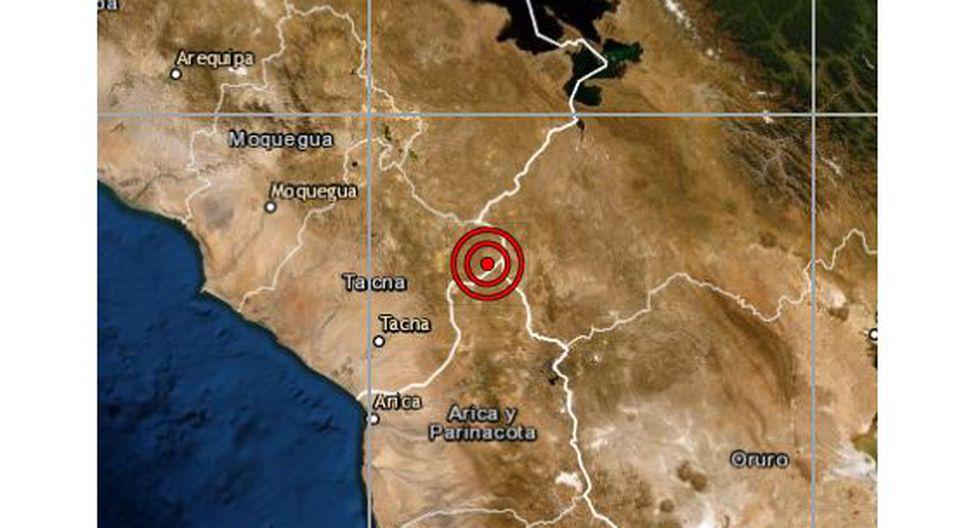 De acuerdo con el IGP, el epicentro de este movimiento telúrico se ubicó a 44 km al sureste del distrito de Capaso, en la provincia de El Collao, en la región de Puno, y a 163 kilómetros de profundidad. (Foto: IGP)