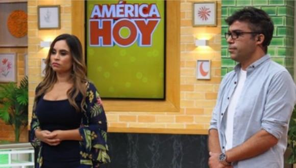 """Los conductores de """"América Hoy"""" señalaron que la persona responsable de realizar dicha informe será sancionada  (Foto: Instagram)"""