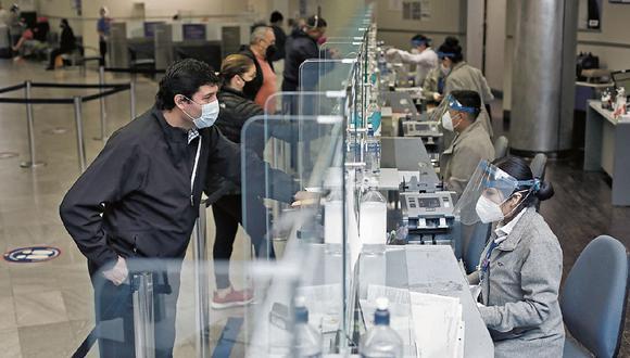 La Comisión de Economía del Congreso planteó una nueva medida en la que se establece el retiro del 50% de la CTS. (Foto: GEC)