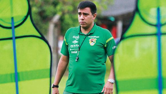 César Farías es técnico de la selección de Bolivia desde el 2018. (Foto: Agencias)