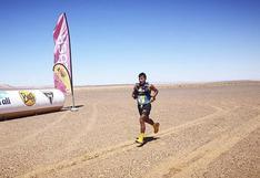 Marathon Des Sables: Remigio Huamán quedó sexto lugar en la clasificación general