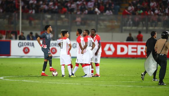 Perú después del Mundial: las negativas estadísticas luego de Rusia 2018. (Foto: Giancarlo Avila)