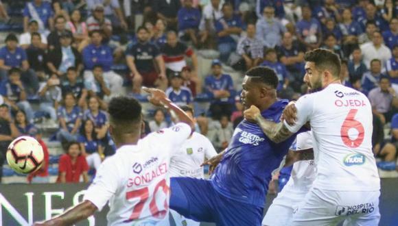 Deportivo Cuenca venció 1-0 a Emelec por la fecha 18 de la Serie A de Ecuador   Foto: Deportivo Cuenca