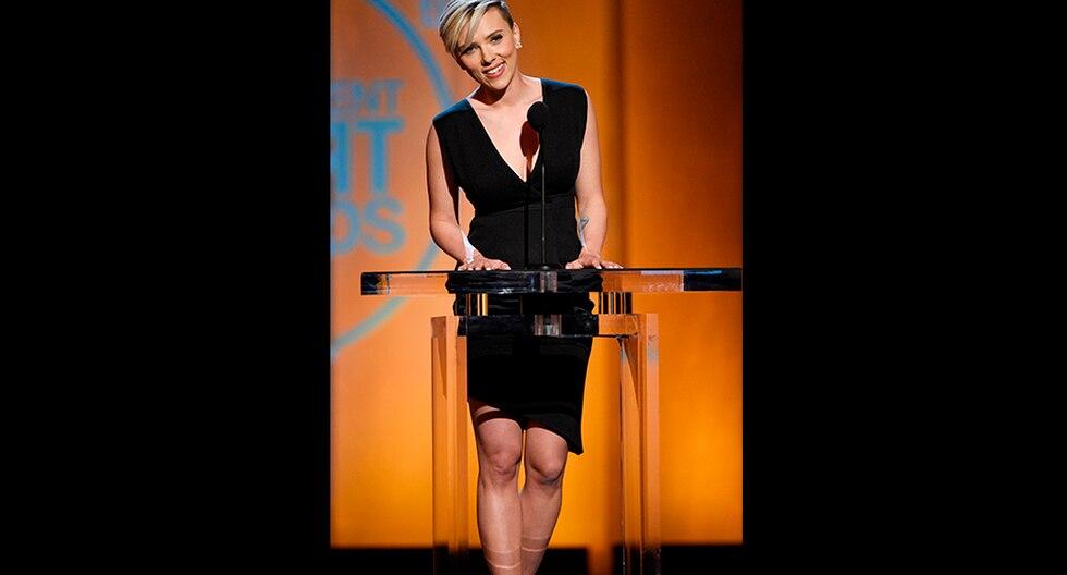 Estas son las 10 fotos por las que todos 'suspiraron' al ver a Scarlett Johansson. | AFP
