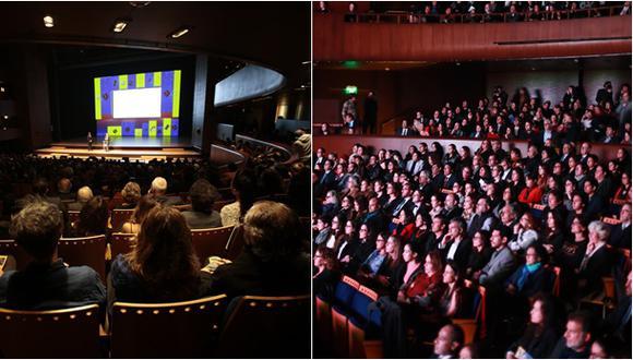 Teatro y cine, espacios culturales. (Fotos: archivo El Comercio / Agencia)