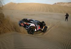 Dakar 2018: las mejores imágenes de los autos en carrera