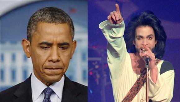 """Obama lamenta muerte de Prince: """"No hubo alma más creativa"""""""