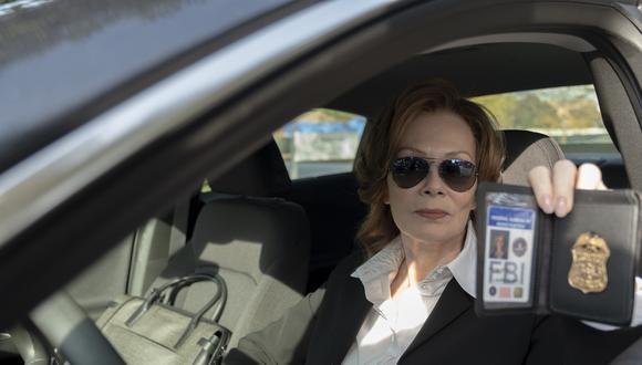 "En ""Watchmen"" 1x03, Laurie Blake (Jean Smart) llega a Tulsa para encontrar al asesino del jefe Judd. Foto: HBO."