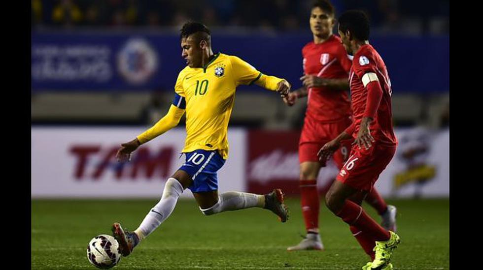 Perú vs. Brasil: día, hora y canal de partido por Eliminatorias - 2