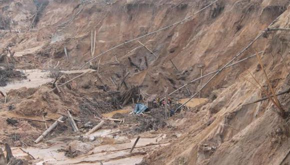 Cajamarca: hoy pedirán prisión preventiva para minero ilegal