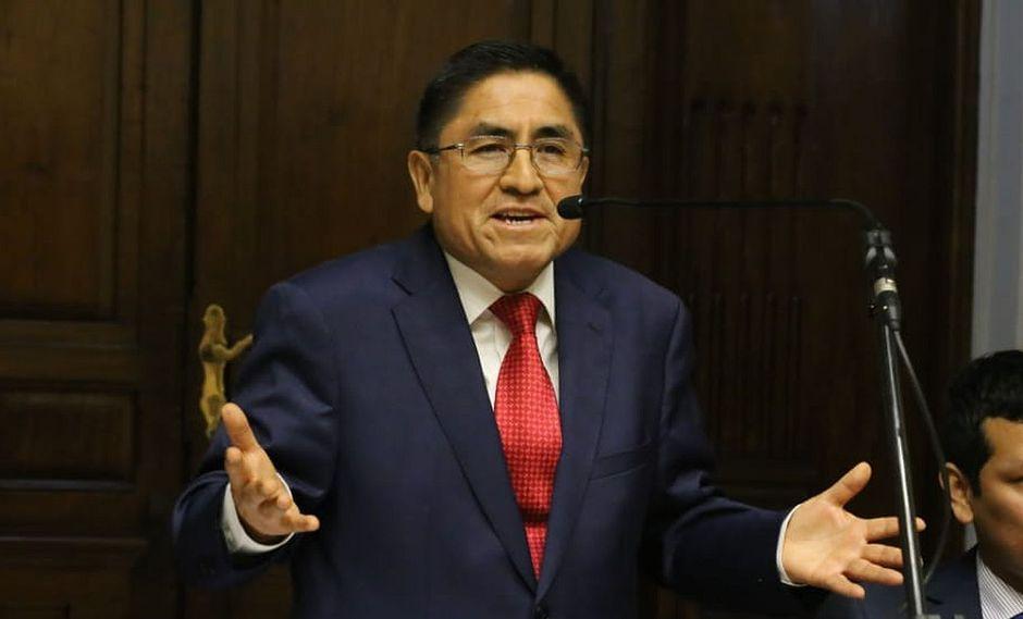 Hinostroza fue destituido el 4 de octubre por el Congreso tras verse implicado en diversos audios que revelarían corrupción en el Poder Judicial y en el CNM. (Foto: Congreso)