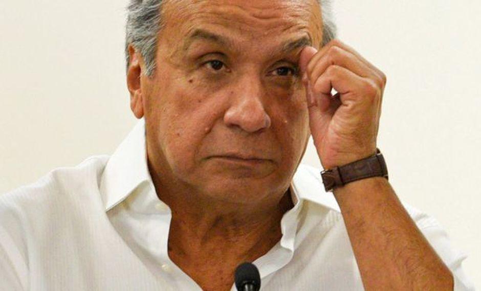 Lenín Moreno decretó este martes una restricción parcial del tránsito y la movilidad en algunas zonas del país. (Reuters).