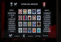 Liga 1 Fase 2 EN VIVO: Grupos, fixture, horarios y partidos de la fecha 1 del Torneo Clausura 2020