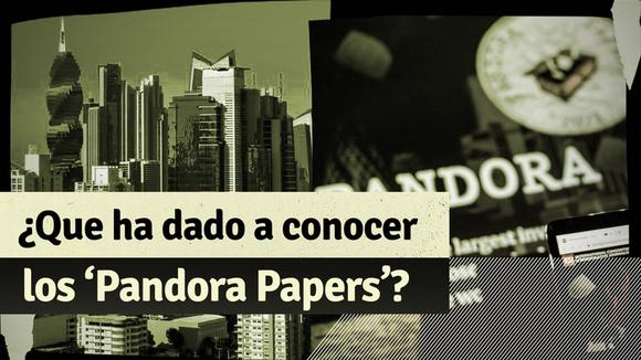 What is the 'Pandora Papers' and who appears in the investigation?