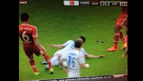 Thiago sufre rotura de ligamentos pero sí podría ir al Mundial