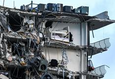 """""""Los llamo y no contestan"""": Al menos 10 argentinos desaparecidos tras el derrumbe de edificio en Miami"""