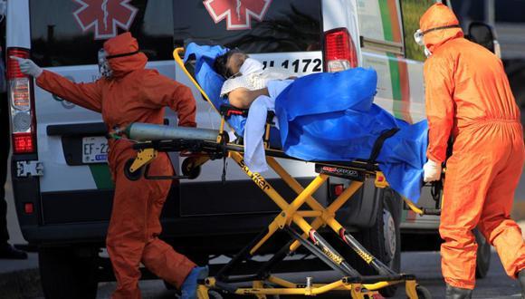 Coronavirus en México | Últimas noticias | Último minuto: reporte de infectados y muertos hoy, jueves 26 de noviembre del 2020 | Covid-19 | (Foto: EFE/ Luis Torres/Archivo).