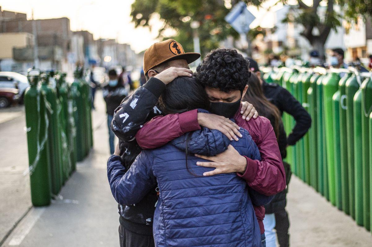 (FOTO: ERNESTO BENAVIDES / AFP).