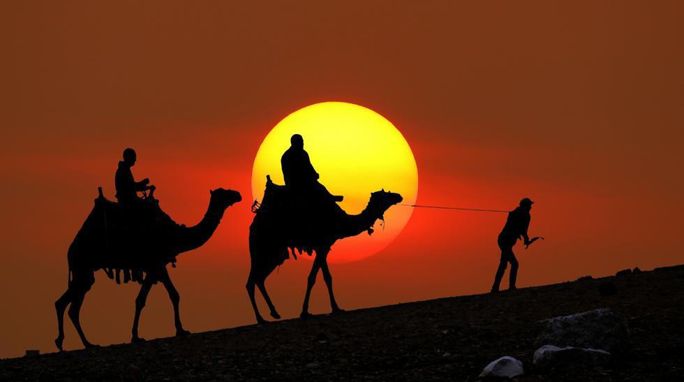¿Nunca pensaste ir a El Cairo? Estas fotos pueden cambiarlo - 1