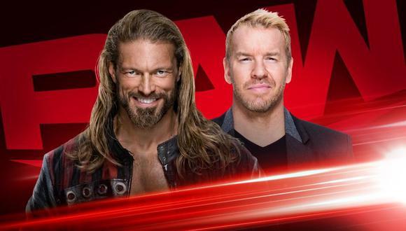 Edge y Christian aparecerán para una nueva edición de 'The Peep Show'. (Foto: WWE)