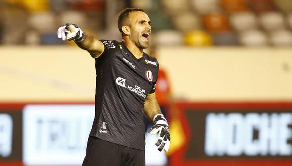 José Carvallo se pronunció sobre el partido de ida de la final ante Cristal. (Foto: Francisco Neyra - GEC)