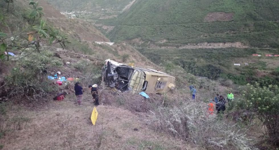 Cusco: al menos 3 muertos y 19 heridos en el distrito de Marcapata