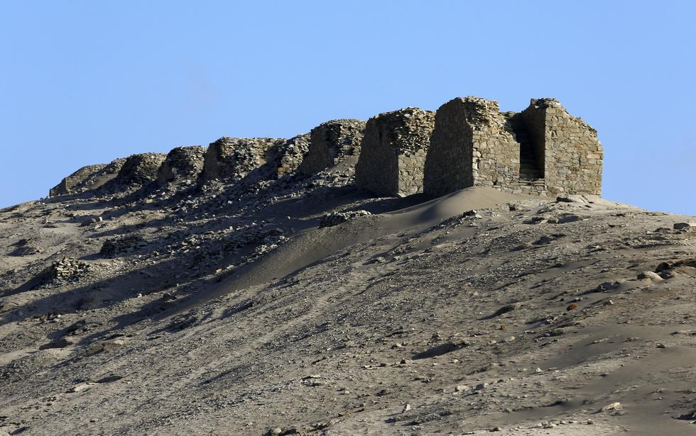 El observatorio solar más antiguo de América (500 y 200 a.C.) fue incluido en la lista de sitios del Patrimonio Mundial de 2021 por el Comité del Patrimonio de la Organización de las Naciones Unidas para la Educación, la Ciencia y la Cultura (UNESCO). (Foto: Janine Costa / AFP)
