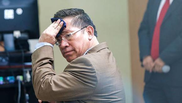 Caso narcoindultos: Miguel Facundo Chinguel y otras 13 personas fueron sentenciadas hoy por los delitos de asociación ilícita y cohecho pasivo. (Foto: El Comercio)