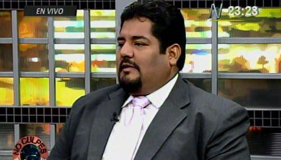 Piden a José Peláez que rechace la denuncia de Ramos Heredia