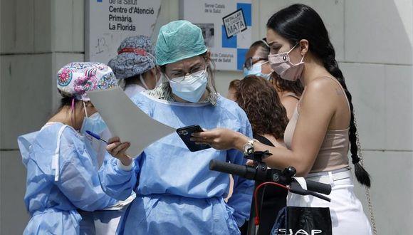 Coronavirus en Florida   Ultimas noticias   Último minuto: reporte de infectados y muertos miércoles 15 de julio del 2020   Covid-19   (Foto: EFE/Andreu Dalmau).