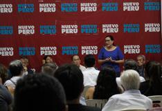 Elecciones 2021: Nuevo Perú define a sus precandidatos en votaciones abiertas