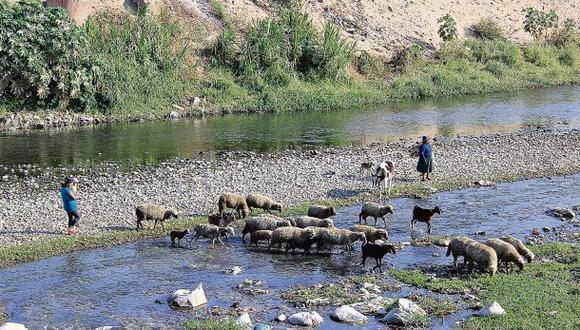 No se cumplirá plan para descontaminar el río Moche