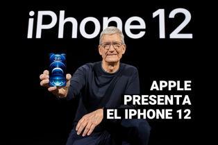 iPhone 12: Apple presenta su nueva línea de teléfonos compatibles con tecnología 5G