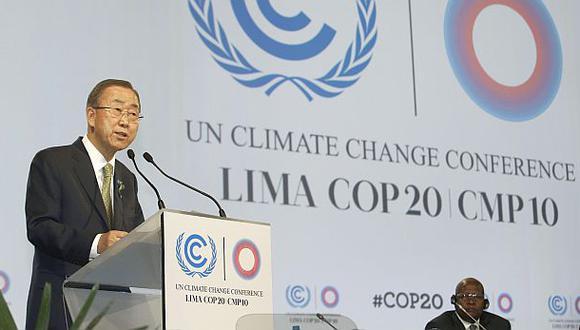 COP20: Piden a países acordar borrador que se suscriba el 2015