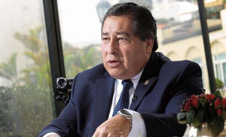"""""""El cambio, que es una ratificación de lo que ya hizo el Congreso a través de su reglamento, debilita al gobierno"""", afirma Quiroga. (Foto: Víctor Idrogo)"""