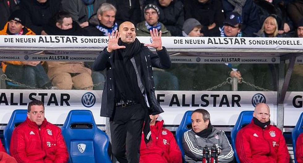 Pep Guardiola está en contra de esta regla en el fútbol alemán - 2