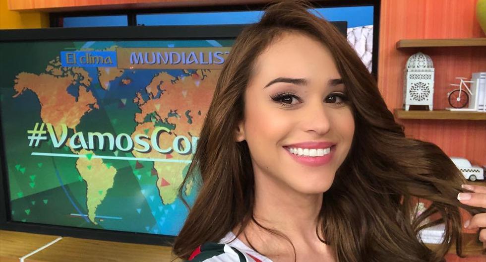 La presentadora del clima Yanet García se mostró en un evento a favor de la Teletón 2018 en México. (iamyanetgarcia / Instagram)