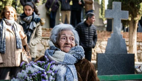 La vida de Ascensión Mendieta cambió a los 13 años. Foto: Getty images, vía BBC Mundo