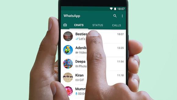Si recibes muchos mensajes al día, esta es la solución para que tu celular vibre o suene de manera diferenciada. (Foto: WhatsApp / YouTube)