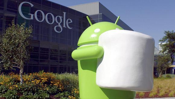 1. Android. Google compró la compañía liderada por Andy Rubin en el 2005. La operación demandó un desembolso de apenas US$50 millones. Hoy Android es el sistema operativo con mayor cuota de mercado. (Foto: EFE)<br>