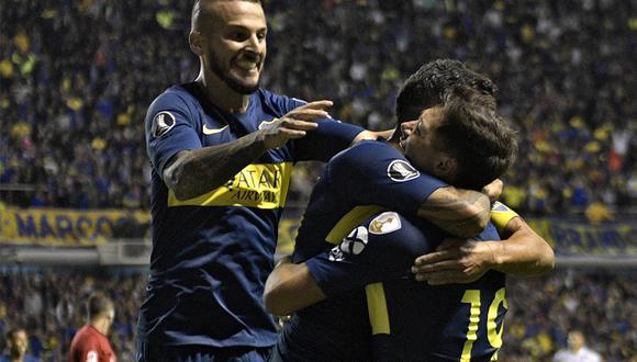 Boca Juniors se enfrentará a Tigre en el último partido de la Copa de la Superliga Argentina.   AFP