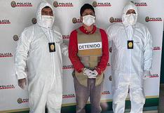 Huánuco: policías camuflados como fumigadores detienen a exalcalde acusado de corrupción