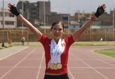 Rocío Vallejos: la atleta máster que se llevó 3 oro en los Juegos Panamericanos