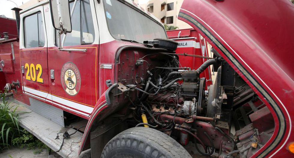 En estas condiciones trabajan los bomberos de Lima [FOTOS] - 5