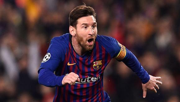 Lionel Messi será guardado nuevamente. El argentino todavía no está recuperado en su totalidad. (Foto: AP)