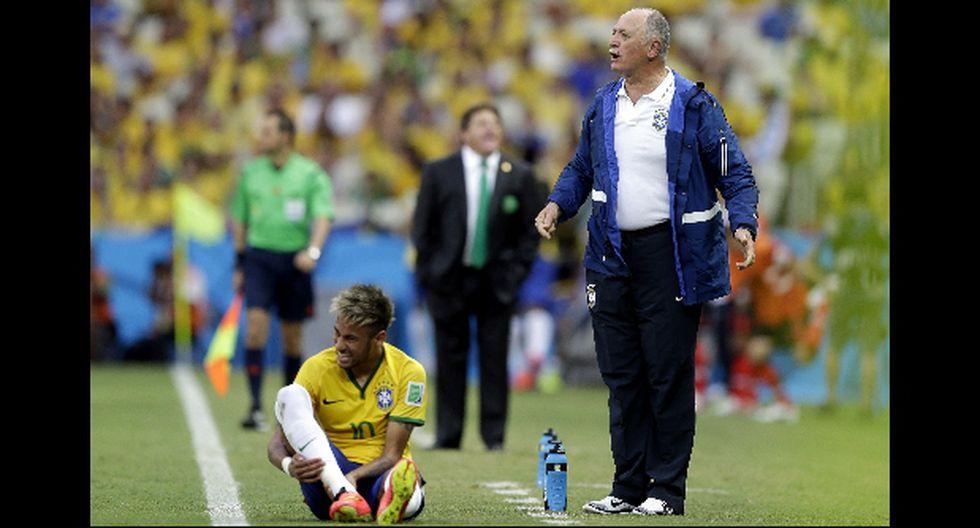 México cortó racha de triunfos oficiales a Luiz Felipe Scolari